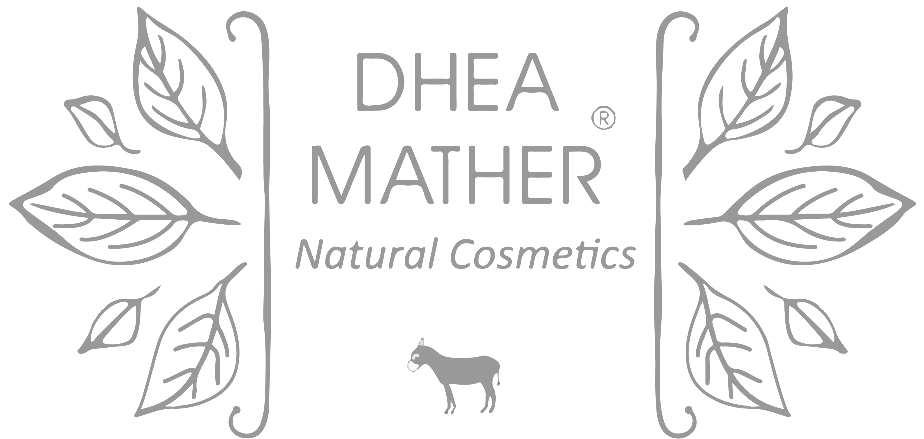 Logo Dhea Mather Natural Cosmetics