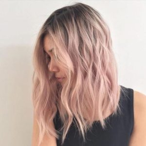 Capelli Color Pastello: Rosa